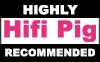 «Высшая рекомендация» по версии журнала HiFi Pig